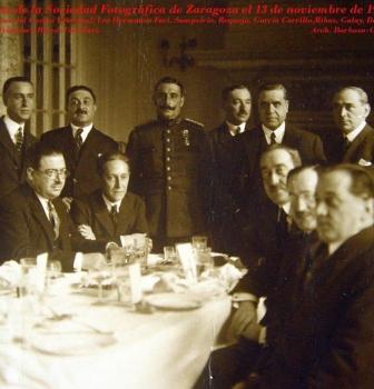 I – CÓMO SE FUNDÓ LA SOCIEDAD FOTOGRÁFICA DE ZARAGOZA-RSFZ   EN 1922