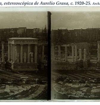 ROMA EN MÉRIDA Y EXTREMADURA
