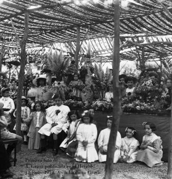 100 AÑOS DEL ARCHIVO BARBOZA GRASA  COLABORANDO CON   HERALDO DE ARAGÓN   EN SUS 115 AÑOS