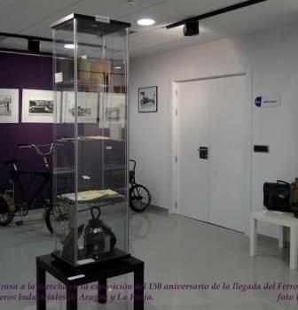 150 AÑOS DE LA LLEGADA DEL FERROCARRIL A ZARAGOZA              Colegio de Ingenieros Industriales de Aragón y La Rioja