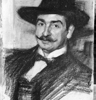 AURELIO GRASA  FOTOGRAFÍA  A  FRANCISCO MARÍN BAGÜÉS  EN  1913