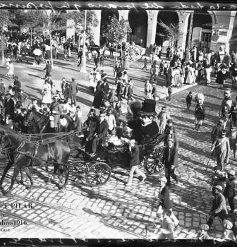 FIESTAS DEL PILAR DE ZARAGOZA, 2013